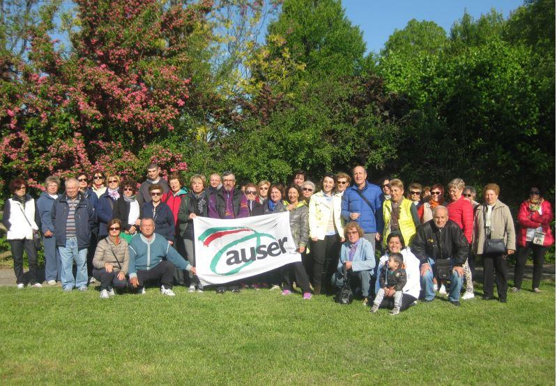 """Con l'Auser di Castel San Pietro Terme tornano le """"Passeggiate in compagnia"""", per camminare e socializzare"""