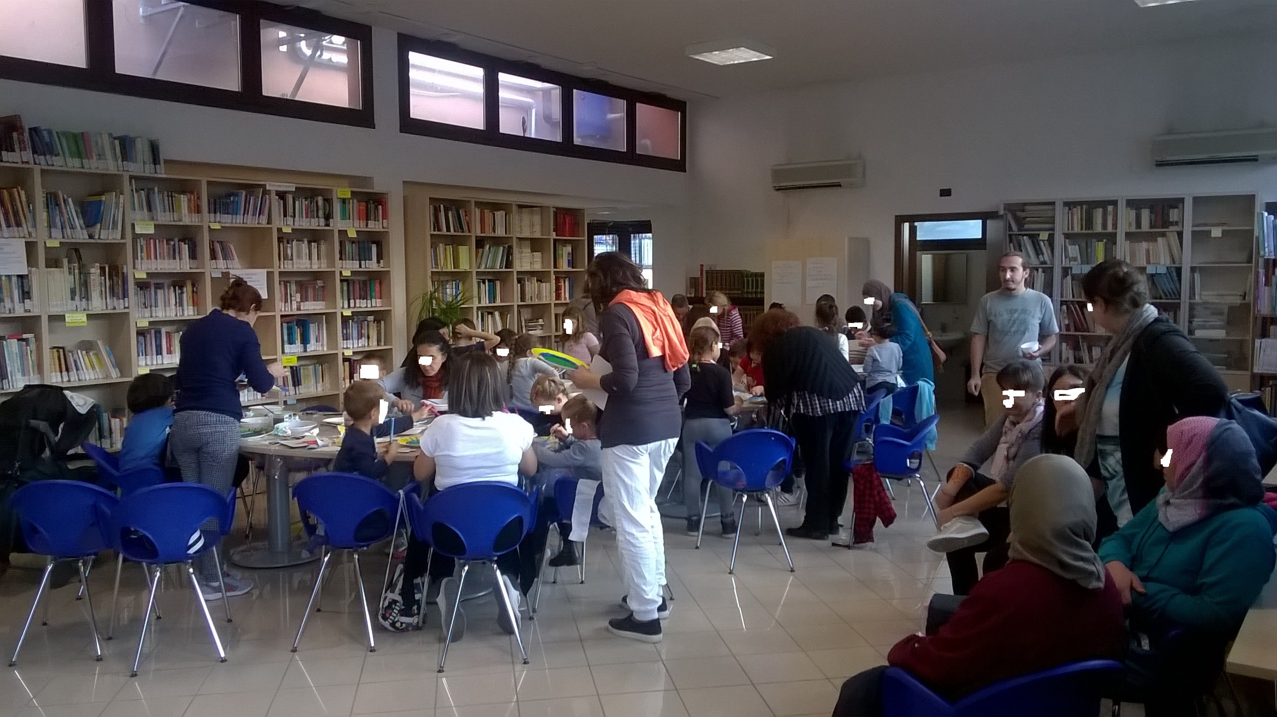 Crescere con i libri: le attività dei volontari Auser alla Biblioteca di Savigno