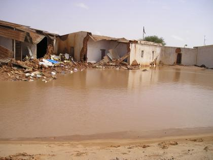 Auser Emilia Romagna e Nexus lanciano una raccolta fondi per sostenere il popolo saharawi gravemente colpito dall'alluvione