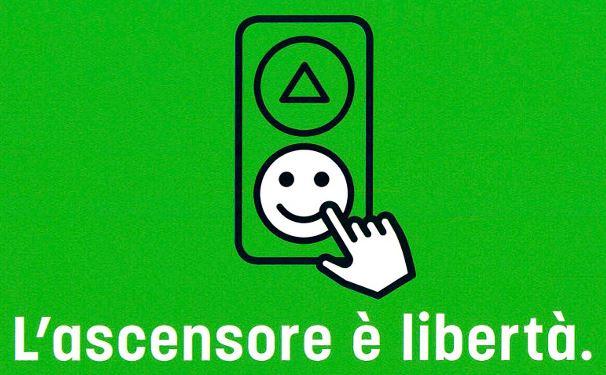 L'ascensore è libertà: dall'Auser Emilia Romagna un utile depliant con tutto l'iter e le agevolazioni per installare ausili per la mobilità