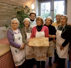 Santa Sofia (FC). Il tortello dell'Auser premiato da Slow Food