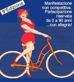 """""""Fermi tutti!…passa la signora bicicletta"""": domenica 21 settembre tutti in sella per una biciclettata"""