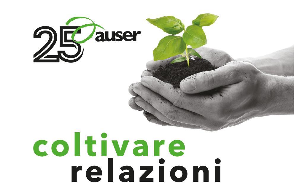 Coltivare relazioni: 25 anni di Auser in Emilia Romagna