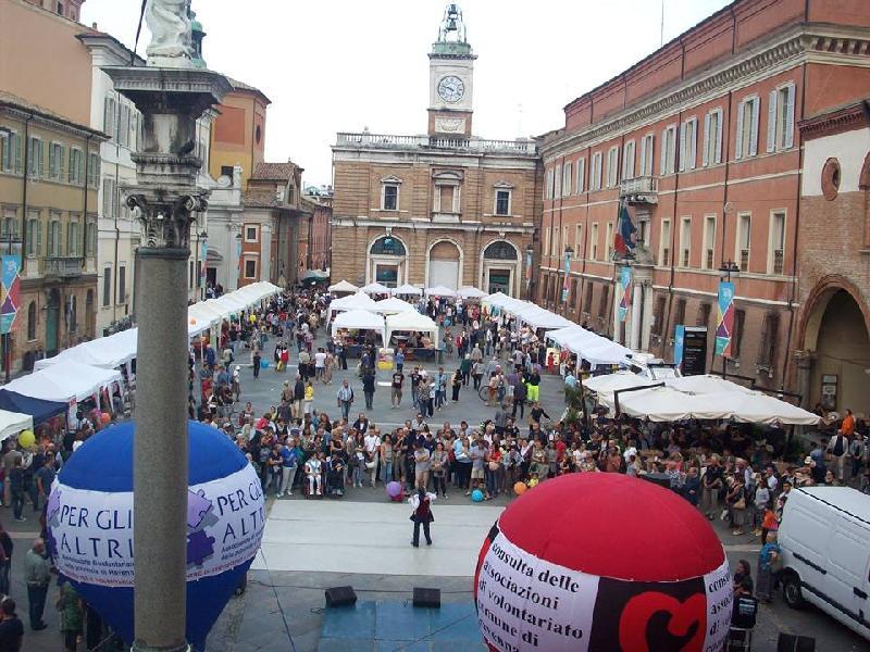Auser Ravenna alla Festa del volontariato