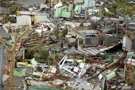 Auser si mobilita per la popolazione delle Filippine, devastata dal ciclone Haiyan
