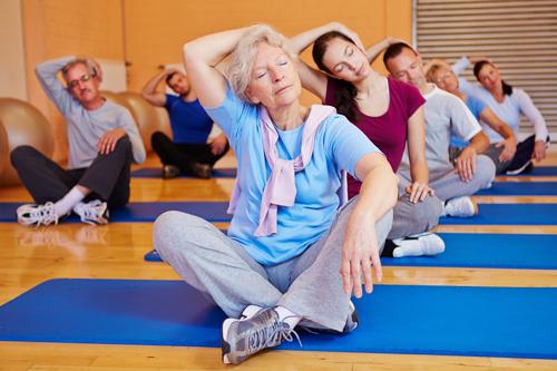 A corso di postura con Auser Imola: 5 incontri per prevenire i dolori della colonna vertebrale