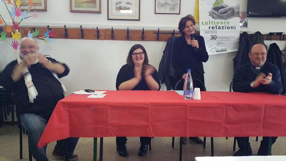 Auser Ravenna inaugura un nuovo circolo a Fosso Ghiaia