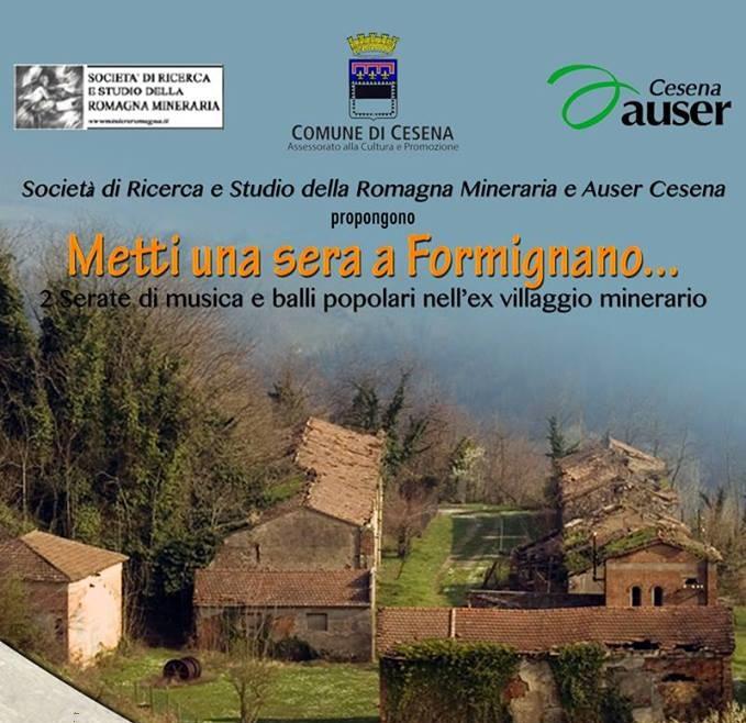 Metti una sera a Formigiano…una serata con i balli popolari dell'Auser di Cesena