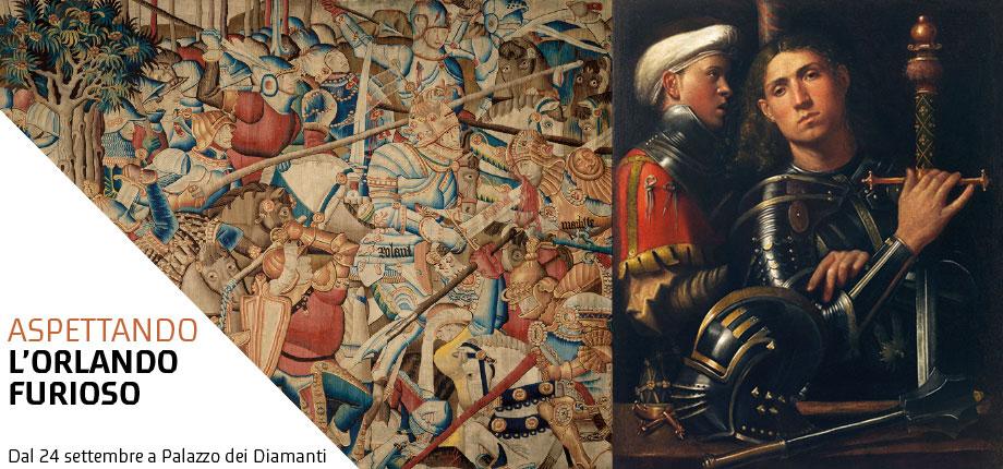 500 anni di Orlando Furioso, sconti per i soci Auser alla nuova mostra di Palazzo dei Diamanti