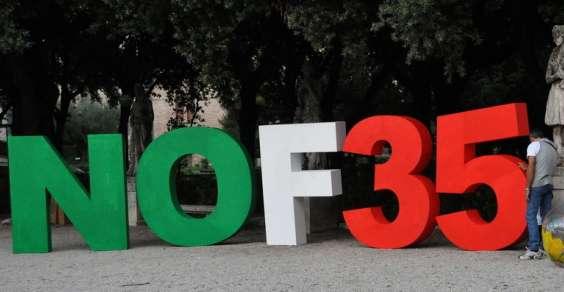 Auser Emilia Romagna aderisce all'appello per cancellare il programma F-35