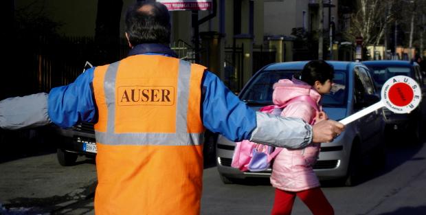 A Montechiarugolo (PR) i volontari Auser in prima linea nel mondo della scuola