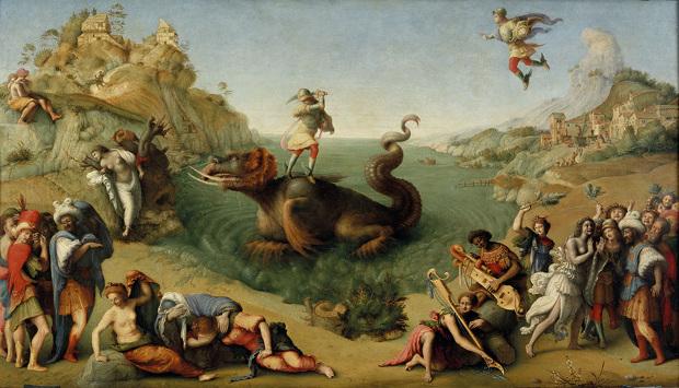 Sottoscritta una convenzione tra Auser e Ferrara Arte per la mostra sull'Orlando Furioso a Palazzo Diamanti