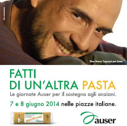 Il 7 e 8 giugno i volontari Auser nelle piazze italiane con gli spaghetti antimafia