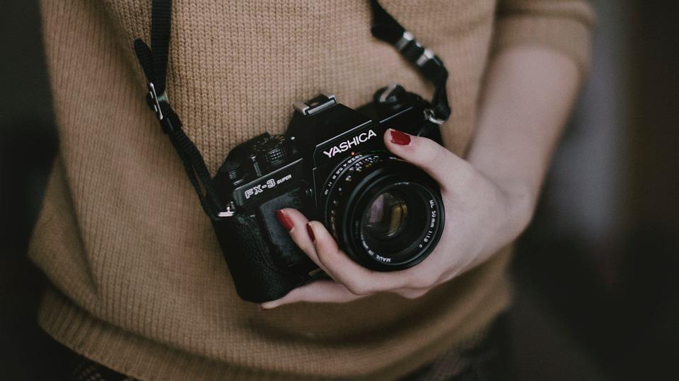 Fotografare con Auser: da settembre in provincia di Reggio Emilia un corso di fotografia
