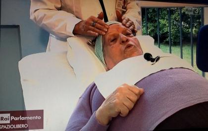 Online il servizio della Rai sul Progetto Maquillage di Auser Bologna
