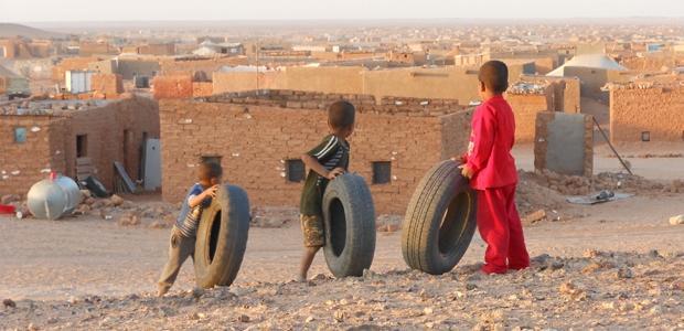 Presso le Auser dell'Emilia Romagna, una raccolta di generi alimentari e materiali per i campi profughi Sahrawi