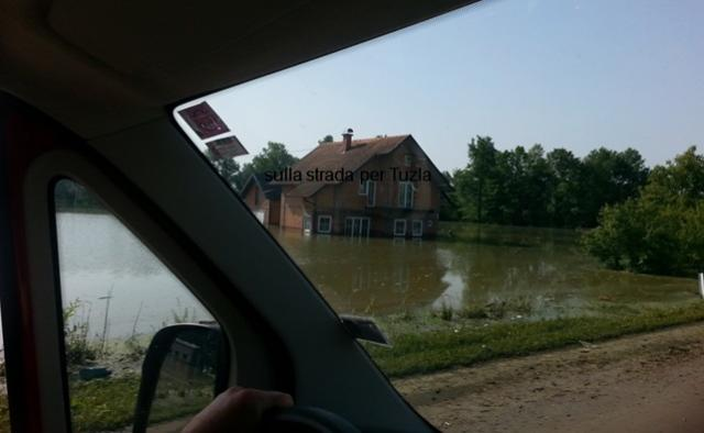 Alluvione Balcani: l'appello di Auser Emilia-Romagna per aiutare la popolazione