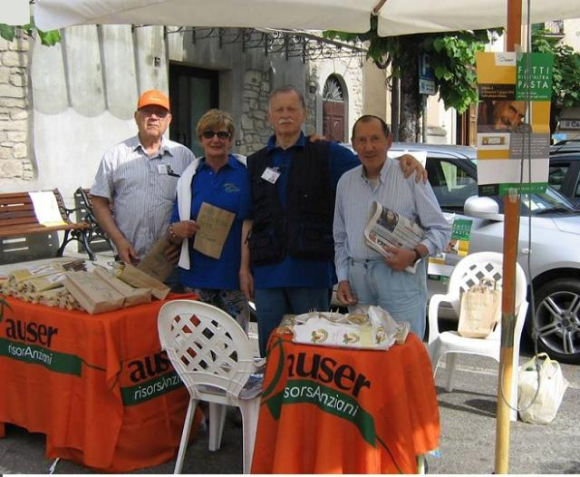 Oltre 2 milioni di ore di volontariato in favore della comunità. I dati 2014 di Auser Emilia Romagna