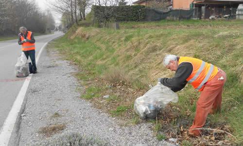 A Lido Adriano una giornata all'insegna del volontariato ecologico!