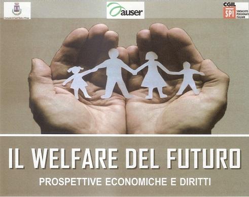 Il welfare del futuro. Per i vent'anni dell'Auser di Sant'Ilario un'iniziativa di confronto e dibattito