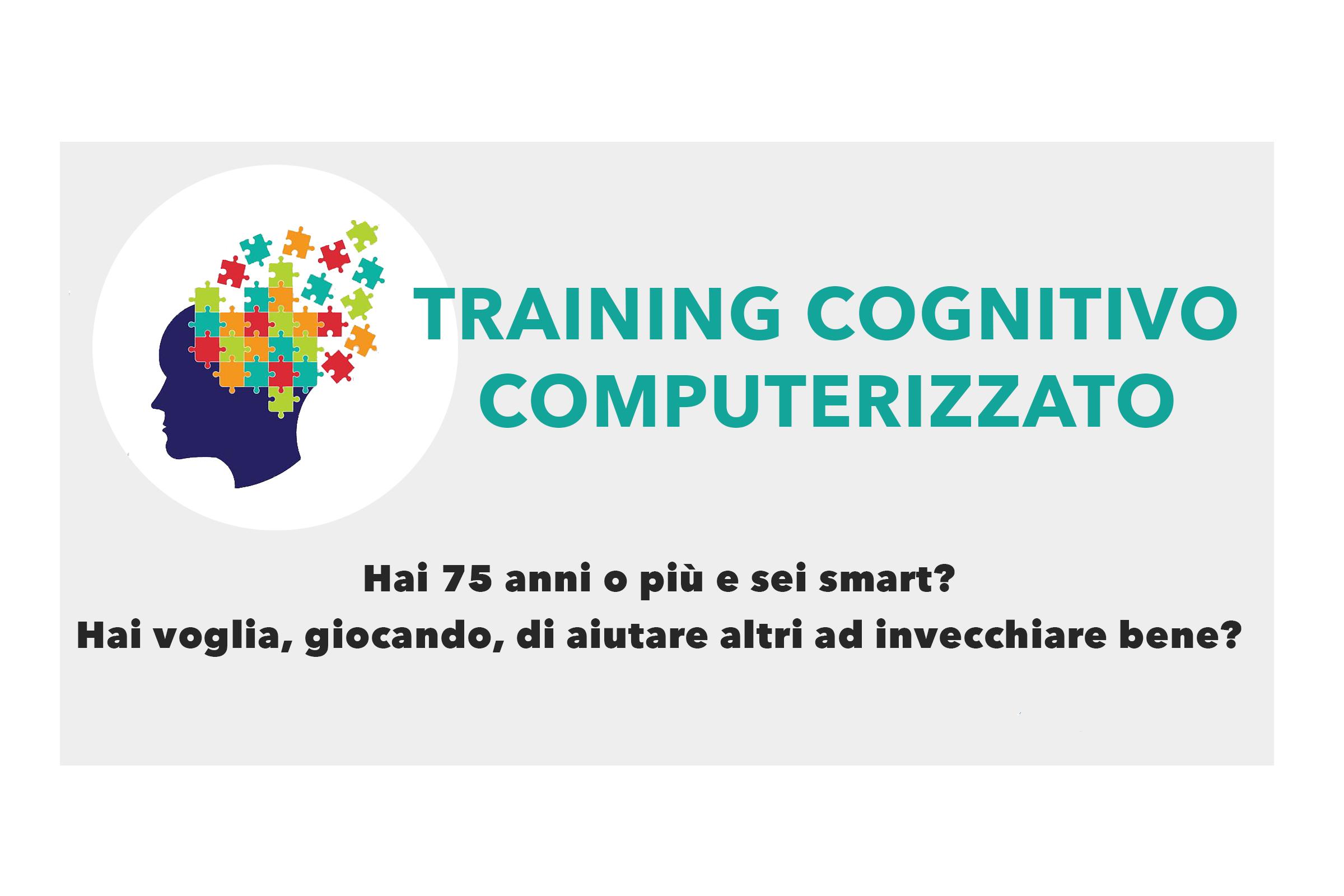 Partecipa anche tu al Training Cognitivo Computerizzato
