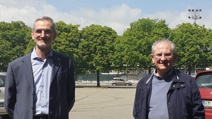 Paolo Bertoletti è il nuovo presidente di Auser Parma